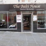the balti house heathcote street Nottingham
