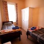 Twin room, budget accommodation Methven