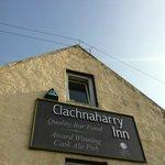 Outdoors at the Clachnaharry Inn