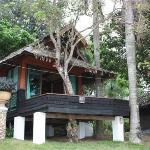 un bungalow idéalment placé