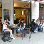 Burgerie Terrasse