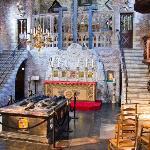 Nave of Jerusalen Church, Bruges