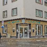 am Carlsplatz am Rand der Altstadt