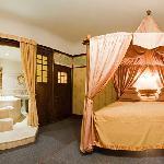 A glimpse into a suite
