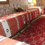 Moroccan sadari/beds