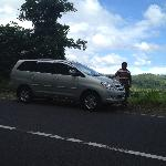 Bon Candidasa driver and tour guide