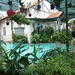 Jasmine Bungalow and shared pool