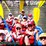Whitewater, Scenic Raft Trips
