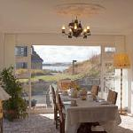 Breakfast Room looking into Beadnell Bay