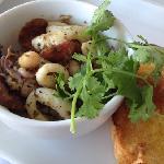 Calamari & Chorizo