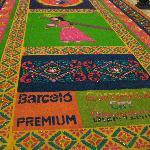 Bella alfombra