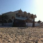 Travaux sur batiment de plage