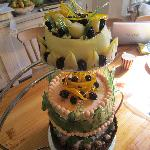3 Tier Bespoke Cake