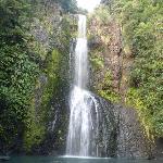 30 minute walk to waterfalls