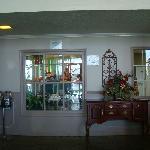 Hilltop Hotel Area