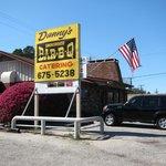 Bild från Danny's Smokehouse BBQ