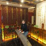 Hangzhou restaurant at level 4-very expensive deco