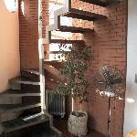 Escaleras al 1er piso