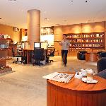 Mellow Bean - Internet Cafe. DVDs and Books are FREE for borrowing. Venue for Afternoon tea.