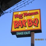 ‪Hog Heaven Bar-B-Q‬