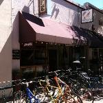 Linnaea's Cafe on Garden St.