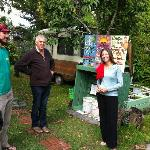 Great organic garden & composting system
