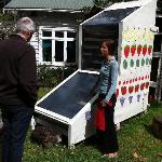 Explaining solar drying process