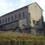 Saint Pierre aux Nonnains de METZ (bien restaurée/reconstituée...)