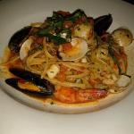"at pantai tengah ""L'osteria Langkawi,Italian Rest.& Bar"" yummmy"