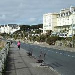 Falmouth Hotel on Cliff Road