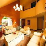 Livingroom of Plum blossom VIP Villa