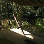 Terrasse Cabana 5 - Le Hamac