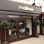 Malikas Restaurant from outside