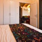 the suites bedroom