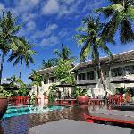 Pool at Villa Maly