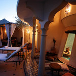 Riad Dollar des Sables -Terrace