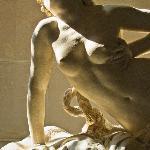 Sculpture detail, Palais des Beaux-Arts, Lille
