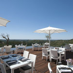 Restaurant Balcony Longevity Cuisine by Olivier