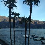 Ascona lake shore