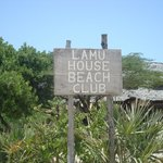 Lamu House Beach Club
