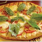 Try our Grilled Pizza!