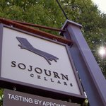 Sojourn Cellars, just off the square in downtown Sonoma