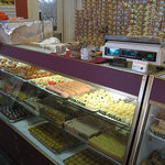A fast look on the sweets at Punjab. Only won't show the rude lady for the terrible service. lol