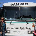 Our Dam Tour Bus