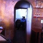 level 3 barman at work