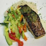 Anything available in our market is able to be prepared for you in our restaurant - Any Fish Dis
