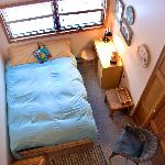 Blue Mountain Room with loft
