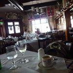 My table at Rincon Vasco