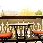 Lavender Porch