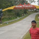 Entrance to Lake Sebu